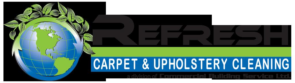 Refresh Carpet & upholstery Cleaning logo